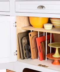 how to organize pots and pans in cabinet 11 genius ways to organize pots pans organization obsessed