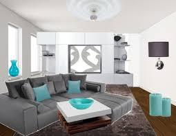 wohnzimmer grau t rkis awesome wohnzimmer grau türkis gallery house design ideas