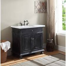 Rustic Bathroom Vanity Cabinets by Rustic Bathroom Vanities U0026 Vanity Cabinets Shop The Best Deals