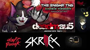 the enigma tng dance tonight youtube