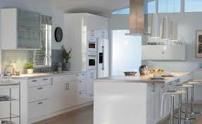 saw like high gloss kitchens ikea this white abstrakt kitchen at