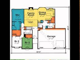 one storey house plans amazing bedroom ceesquare with incredible