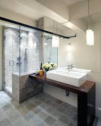 small bathroom lighting ideas contemporary bathroom lighting small contemporary bathroom
