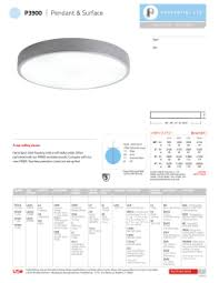 Prudential Lighting Products Led Spec Prudential Lighting