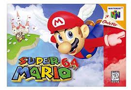 amazon super mario 64 video games
