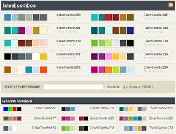 color pairing tool colors toolbox 20 tools for working with colors