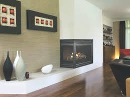 fireplace dashing double sided fireplace gas for living room