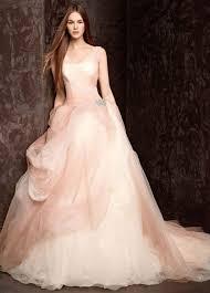 vera wang robe de mari e vera wang robes de mariée colorées wedding