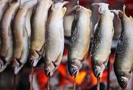 cuisine traditionnelle japonaise la cuisine japonaise traditionnelle poissons cuits au feu