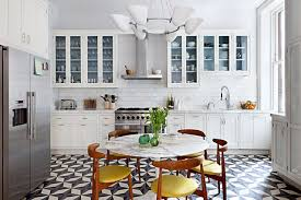 tiled kitchen floor ideas mid century kitchen floor tiles flooring ideas pictures