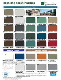 chimney king color charts