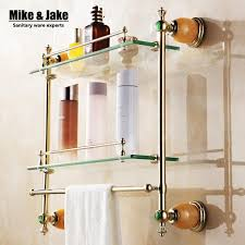 Glass Bathroom Accessories by Online Buy Wholesale Bathroom Glass Accessories From China