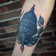 jes iron quill tattoo