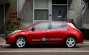 nissan leaf electric car range no more range anxiety nissan tests mobile electric car charging