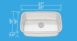 ADA ADA Compliant Large Single Bowl Kitchen Sink  Coming - Ada kitchen sink