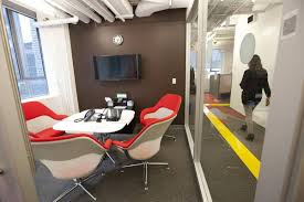 take a tour of google u0027s new toronto office the globe and mail