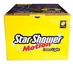 star shower magic motion laser spike light projector amazon com star shower as seen on tv motion laser lights star