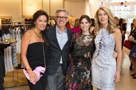 photos bcrf celebrates international best dressed list event at