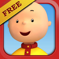 talking caillou free app store