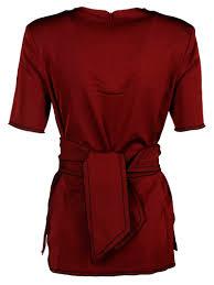 belted blouse beckham beckham belted blouse s