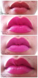 dupe urban decay revolution lipstick in anarchy vs medusa s makeup lipstick in triple
