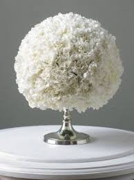 Carnation Flower Ball Centerpiece by Best 25 Carnation Centerpieces Ideas On Pinterest Carnation