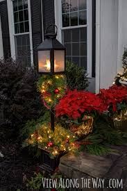 The Home Depot Christmas Decorations by 50 Stunning Christmas Porch Ideas U2014 Style Estate