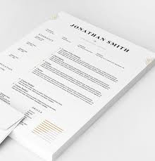 resume template in word elegant resume template word psd