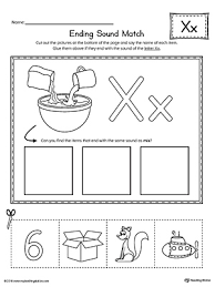all worksheets matching sounds to pictures worksheets free