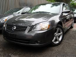 used nissan altima 2006 nissan altima 3 5 se w leather s r 6 cd 1 owner no accidents