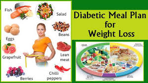 sample diabetic meal plan for weight loss