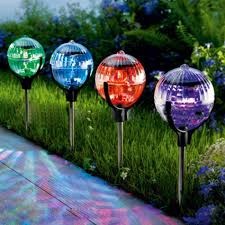 garden solar lights lowes home outdoor decoration