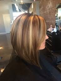 bob hair lowlights beautiful red brown and blonde variation by kiley at a good hair