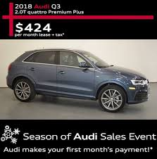 audi special lease audi lease specials boise low price car deals near na