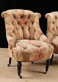 Tufted Slipper Chair Sale Design Ideas Tufted Slipper Chair Schnadig Degas Available At
