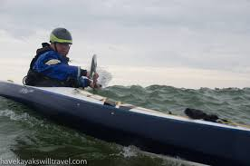 sea kayaking and surf kayaking for the moving water enthusiast
