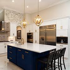 navy blue kitchen cabinets with brass hardware navy cabinets popular cabinet color trend bee of
