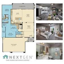Next Gen Homes Floor Plans Lennar Homes Bakersfield Floor Plans Home Plan
