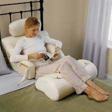 backrest pillow for bed massaging bed rest pillow with heat bed rest pillow short