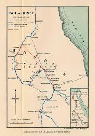 Nile River On Map The River War Churchill In The Sudan Historynet