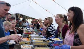 st augustine thanksgiving luncheon free and open to all