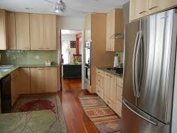 Kitchen Cabinets In Brampton Particleboard Raised Door Classic Cherry Natural Maple Kitchen