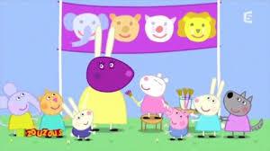 peppa pig le voyage en train video dailymotion