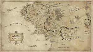 wallpaper middle earth map of middle earth wallpapers wallpaper cave