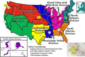 ohio river valley map great lakes and ohio river division