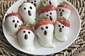 10 creative halloween snacks