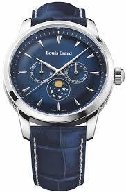 louis erard watch heritage quartz moonphase 14910aa05 bdc102 watch