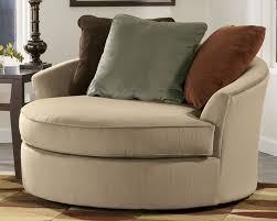 Round Armchair Living Room Ideas Swivel Chair Living Room Round Cream