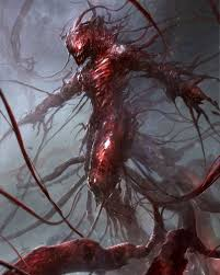 maximum carnage halloween horror nights carnage art by the great dibujantenocturno symbiote pinterest