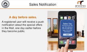 mall app mobile apps for shopping malls